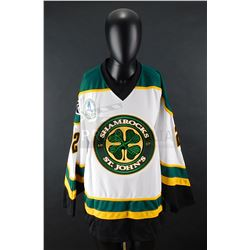 Goon: Last of the Enforcers St Johns Shamrocks Hockey Jersey (0084)