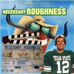 """Necessary Roughness - Prop Clapperboard """"A"""" (0001)"""