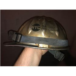 The Strain - Fet's metal sewer helmet (0275)