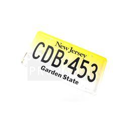 Harold & Kumar Go to White Castle - Goldstein / Rosenberg License PlateProp (0019)