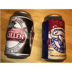 V WARS - Prop beer cans