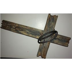 The Silence - Preacher prop cross (0029)