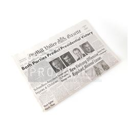Scary Stories to Tell in the Dark - Mill Valley Gazette Newspaper Prop