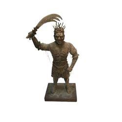 National Treasure - Treasure Cave Model Miniature Figurine