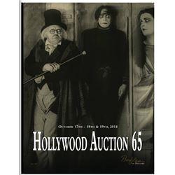 Hollywood Auction  65 Catalog