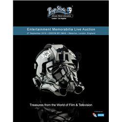 Entertainment Auction 2016 Catalog