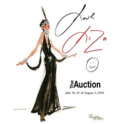Love Liza The Auction Catalog