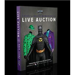 Batman Entertainment Memorabilia Catalog 2019