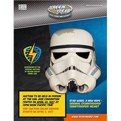 Screen Used Storm Trooper Prop Auction Catalog
