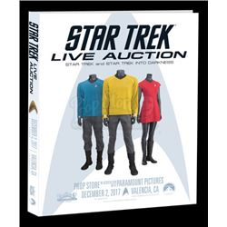 Star Trek Auction Catalog