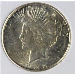 1925-S PEACE DOLLAR