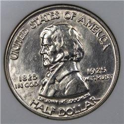 1925 VANCOUVER HALF DOLLAR