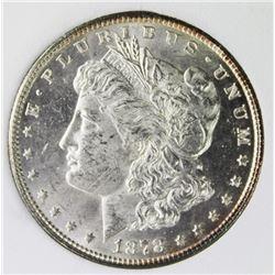 1878 7TF MORGAN SILVER DOLLAR