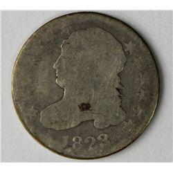 1823/2 BUST DIME