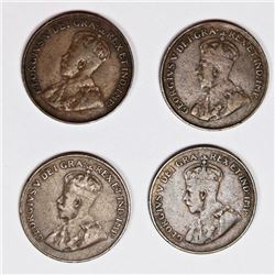 4-1922 CANADA CENTS