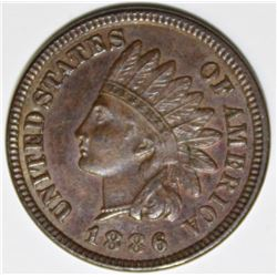 1886 INDIAN CENT