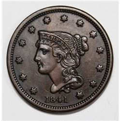 1841 LARGE CENT