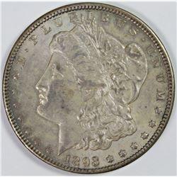 1893-O MORGAN SILVER DOLLAR
