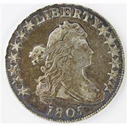 1805 BUST HALF DOLLAR