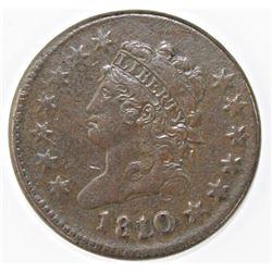 1810/09 LARGE CENT