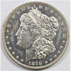 1878 MORGAN DOLLAR 7F