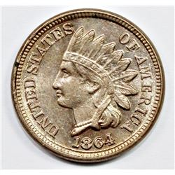 1864 CN INDIAN CENT