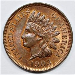 1903 INDIAN CENT