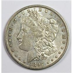 1897-O MORGAN DOLLAR