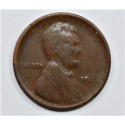 """1922-D """"NO D"""" LINCOLN CENT"""