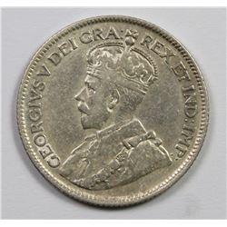 1936 CANADA QUARTER
