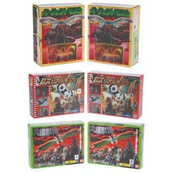 Mothra & Monster Museum Boxed Figure Sets