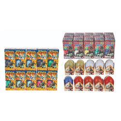 Godzilla Tanjo 2 Egg Set/Mothra Tanjo Egg Set/Mothra Appears Egg Set