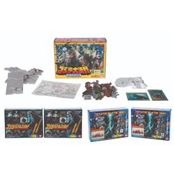 Godzilla Battle & Monster Island sets