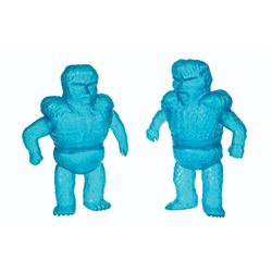 Marmit (Clear Blue Event Exclusives) SANDA/GAIRA Vinyl Figure Set