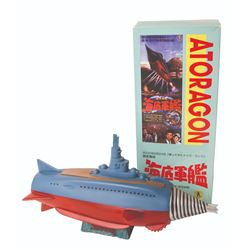 A-Toys ATRAGON Boxed Vinyl Figure Set