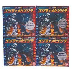 Bandai Mini Battle G Set Vinyl Figures Lot