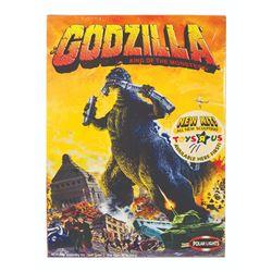 GODZILLA Polar Lights Godzilla Kit