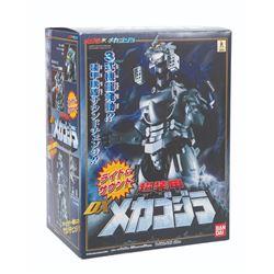 Bandai MECHAGODZILLA 2003 DX Boxed Electronic Figure