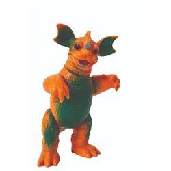 Bullmark BARAGON (Orange wt Green Paint) Vinyl Figure