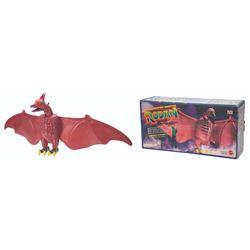 "Mattel ""Shogun Warriors"" RODAN Boxed 'World's Greatest Monsters Series"" Figure"