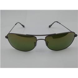 PAIR OF AUTHENTIC RAY-BAN SUNGLASSES (MINOR SCRATCHES ON LENSES)