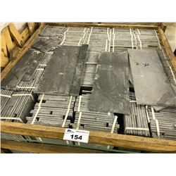 NATURAL GREY APPROX. 8'' X 18'' TILES, APPROX. 520 SQ. FT