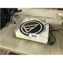AUDIO-TECHNICA AT-LP60-BT WIRELESS TURNTABLE