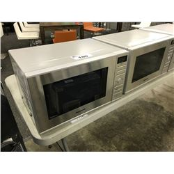 PANASONIC MODEL NN-SD671S STAINLESS STEEL MICROWAVE