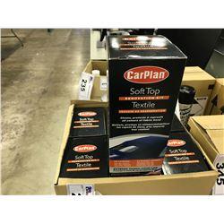 CARPLAN SOFT TOP RENOVATION KIT - CASE OF 6