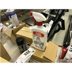 CARPLAN AUTOFINISH RAPID WHEEL CLEANER - CASE OF 6