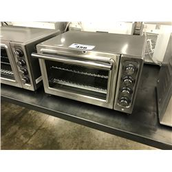 KITCHENAID STAINLESS STEEL COMPACT TOASTER OVEN