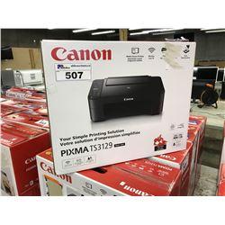 CANON PIXMA TS3129 ALL IN ONE PRINTER