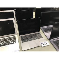 2 PARTS ONLY MACBOOK PROS