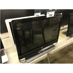 PARTS ONLY HP ENVY 23 TOUCH SCREEN COMPUTER